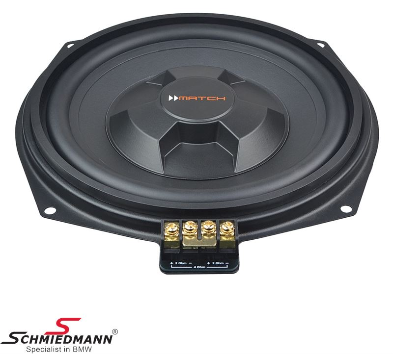 "MATCH 8"" Subwoofer set PnP"