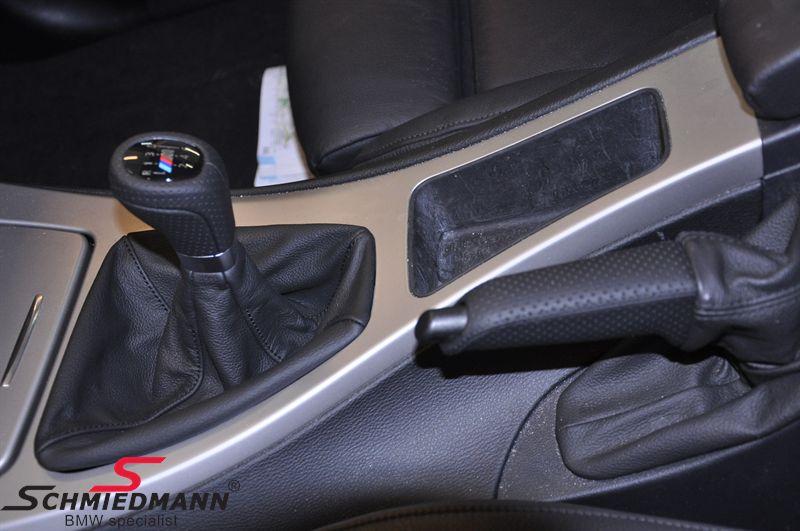 34 40 8 036 495 Handbrake Handle M Technik Perforated Leather