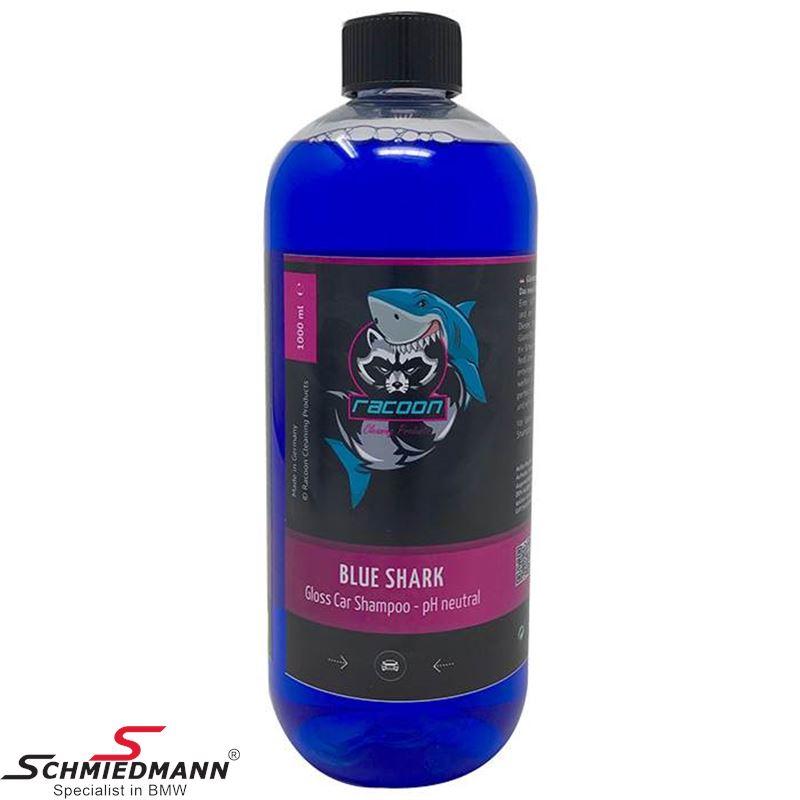Racoon blue shark - gloss car shampoo 1L.