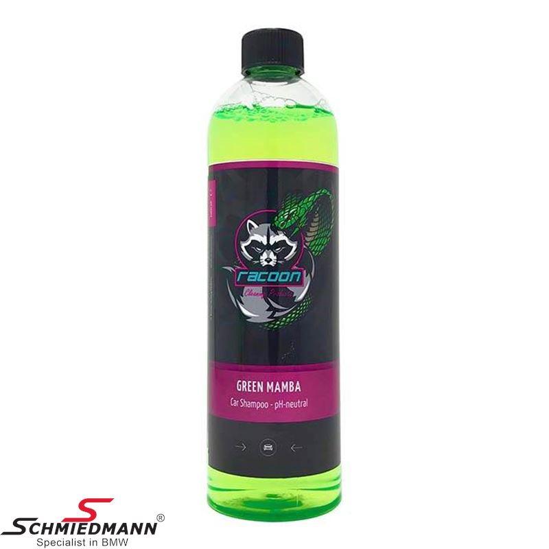 Racoon green mamba - car shampoo 1L.