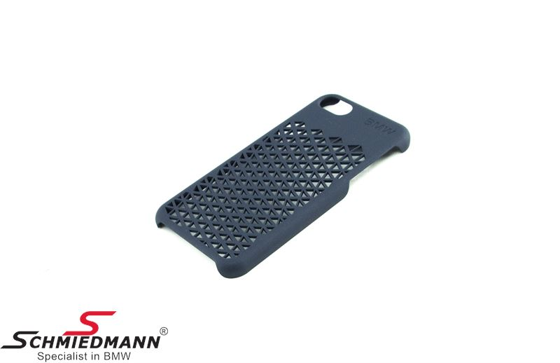 BMW  iPhone 8 mobile cover, dark blue