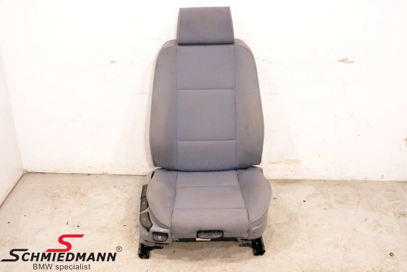 Bmw E39 Front Seats Door Lining Clothes Backseats Schmiedmann Used Parts