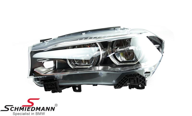 Headlight LED AHL L.-side (For models with adaptive headlights)