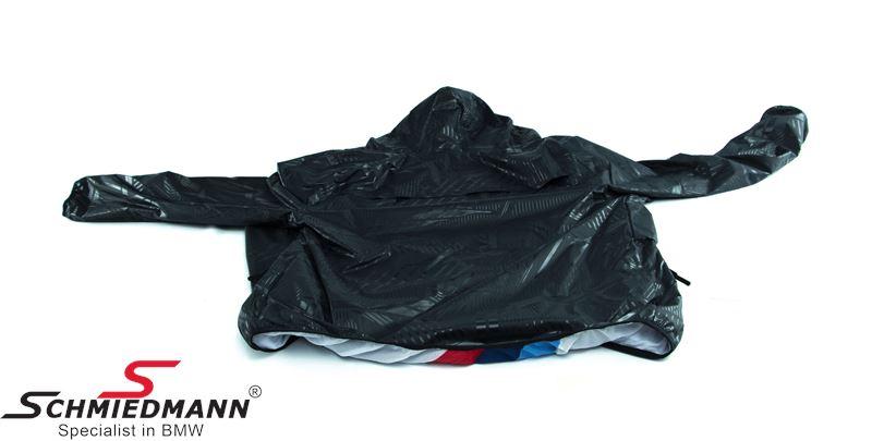 Regnjakke - BMW ///M Motorsport, unisex str. XXL