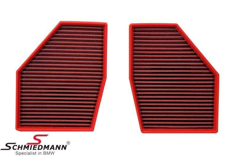 BMC airfilter set for the airbox