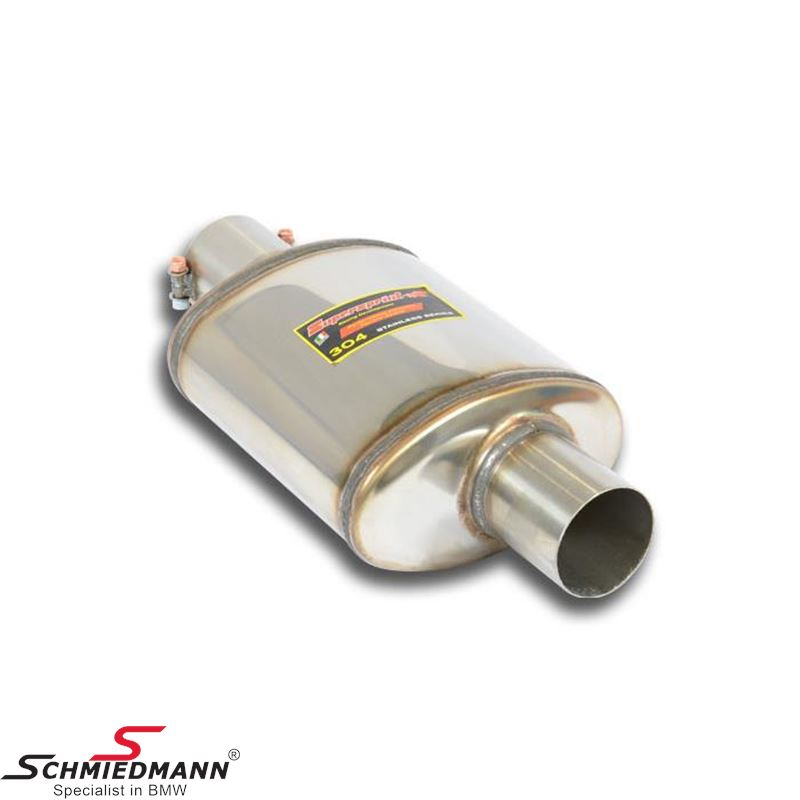 Supersprint Centre exhaust