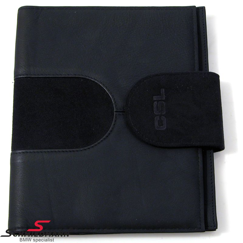 Inspectionbook holder -CSL-design genuine leather