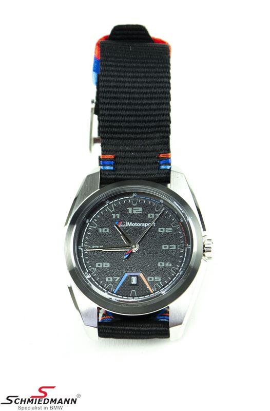BMW ///M Motorsport mens wristwatch - original BMW