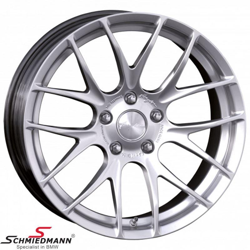 "Breyton Race GTS-R Hyper Silver 7,0 X 17"""