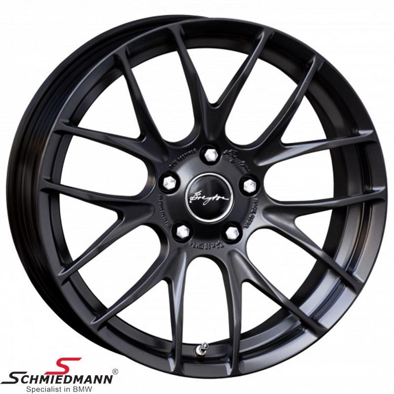 "Breyton Race GTS-R Matt Black 7,5 X 18"""
