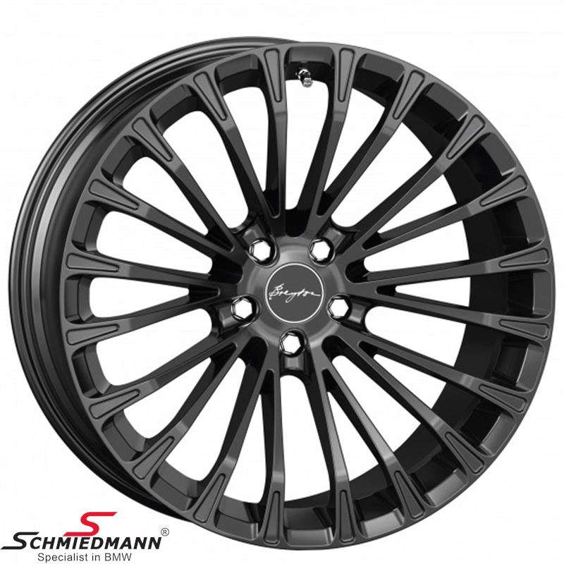 Breyton Race LS 2 Matt Black 8,5 X 19""