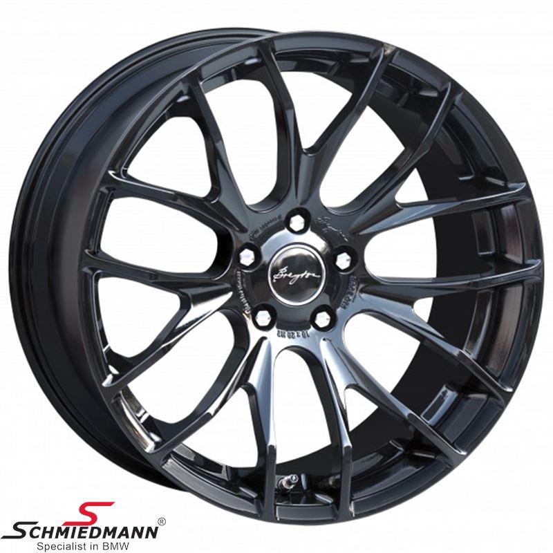 "Breyton Race GTS Glossy Black 9,5 X 19"""