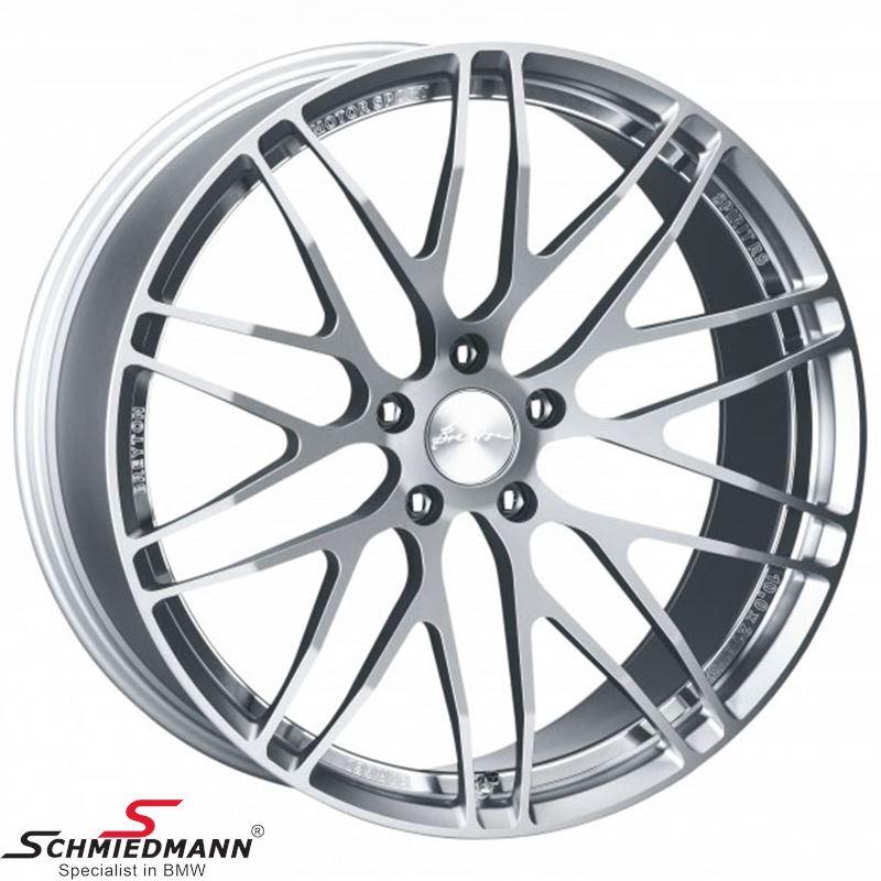 """Breyton Spirit RS Silver Anodized 10,0 X 19"""""""