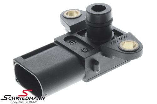 Differenstryk-sensor til indsugnings-manifoldet
