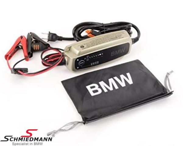 BMW batteri-ladeapparat