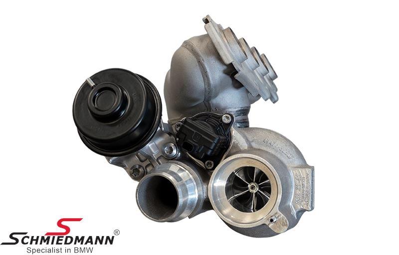 Mosselman N20 PWG Turbo Upgrade Stage 1 (-450hp)