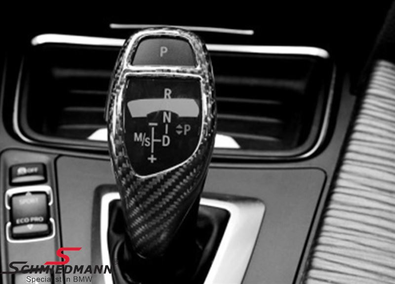 Carbon cover for the gearshifter (Sports-auto 2TB)