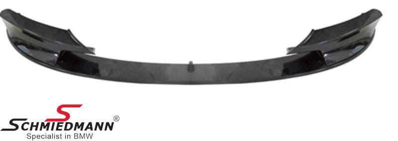 Frontspoilerlip -EVO 2- Carbon look