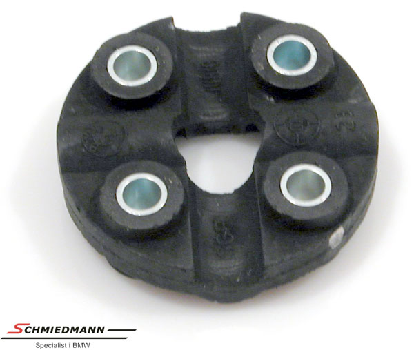 Universal joint for steering spindle