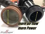 SG71423  FTP Motorsport N55 Air intake pipe