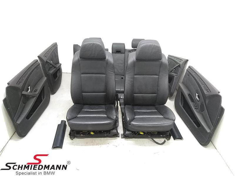 A57073  Comfort Leather Interior Black (SPECIALPRICE)
