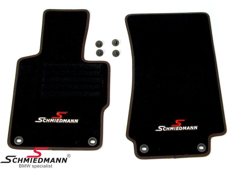 Bundmåtter original Schmiedmann -Sport EVO- sorte