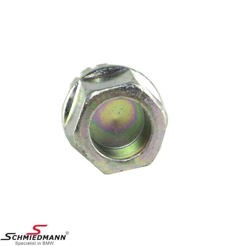 Wheel lock bolt adapter code 12 - original BMW