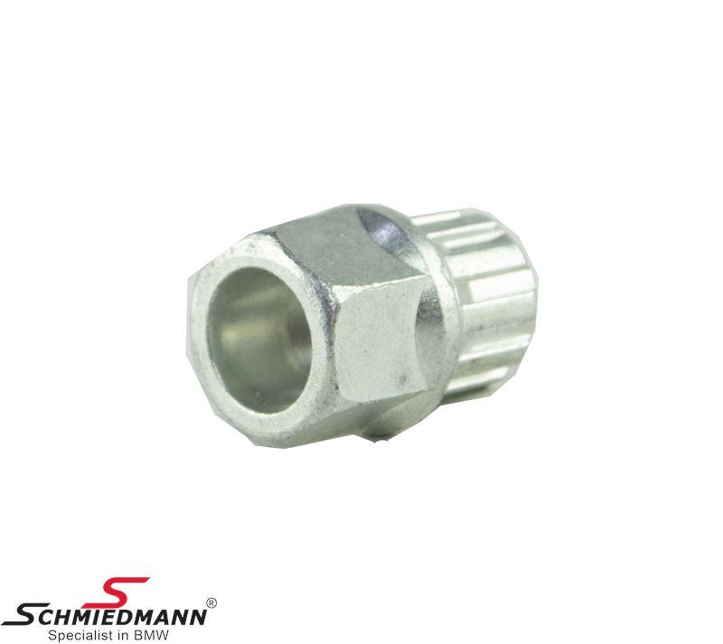 Wheel lock bolt adapter code 16 - original BMW