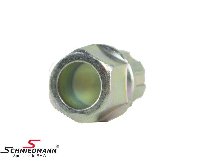 Wheel lock bolt adapter code 17 - original BMW