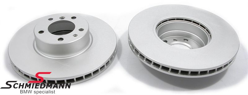 Brake disks 324x30MM - ventilated, coated version