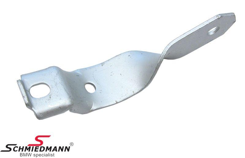 Aufhängung Frontrohre/Getriebe unteres Teil