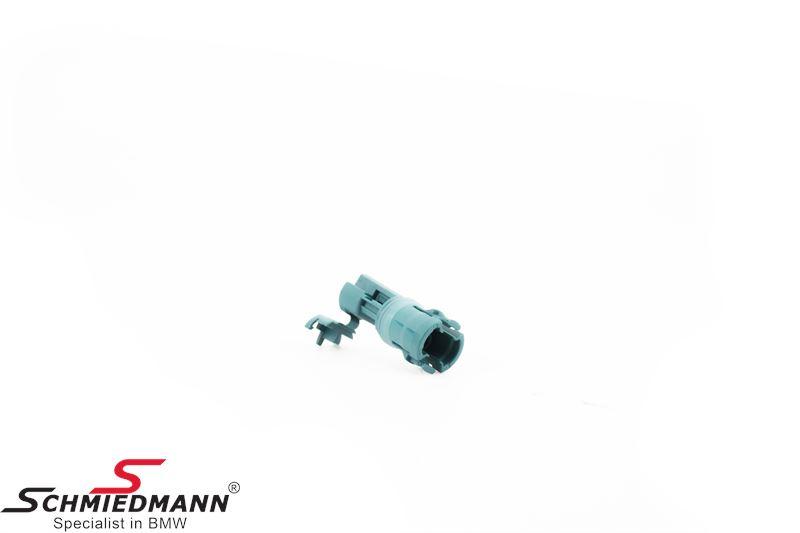 2 POL. Socket Housing for ABS sensor front