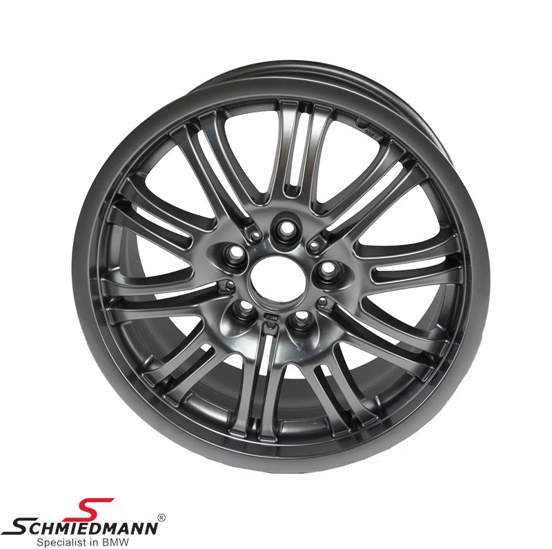 "18"" M Doppelspeiche 67(Chromshadow), Rim 8X18 ET47 (original BMW M3) Sale, never seen cheaper!"