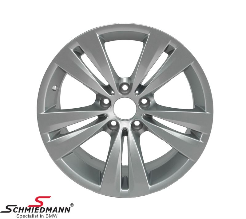 "36116780224BMWT 36116780224 36 11 6 780 224 6780224  18"" Dual Spoke 266, Rim 8X18 ET14 (original BMW) Sale never seen cheaper!"