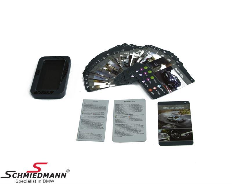 BMW quartet kortspil