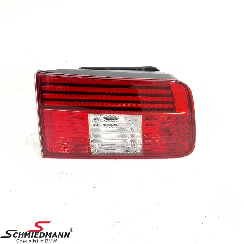 Taillight in trunk lid left