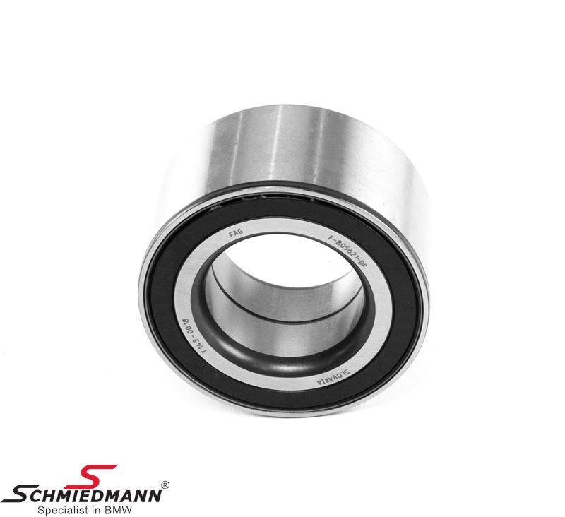 Wheel bearing front 49X90X45