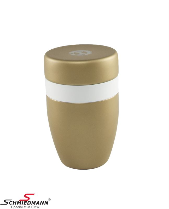 Thermo mug - White/Sand - original BMW