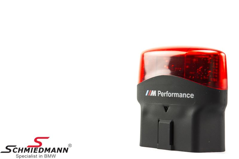 BMW M Performance Drive Analyser IOS & Andriod - plug it in the OBD socket and download an app - then you have a real race-analyser
