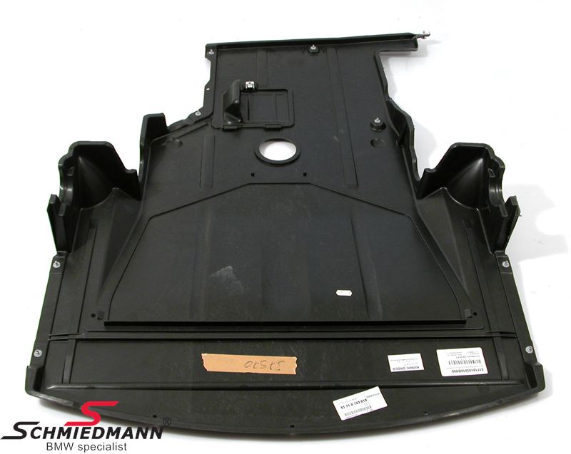 Bmw E46 Engine And Undercarriage Covers Schmiedmann