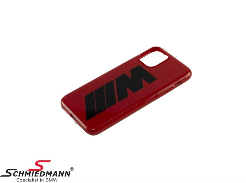 BMW ///M Mobile Phone Case, Red
