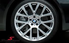 "18"" Doppelspeiche 238 original BMW rims with 245/50/18 Runflat Pirelli W210 Sottozero RSC winter tyres"