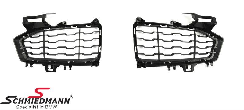 FOGDELMF32  Foglight delete mesh for M-Sport bumper
