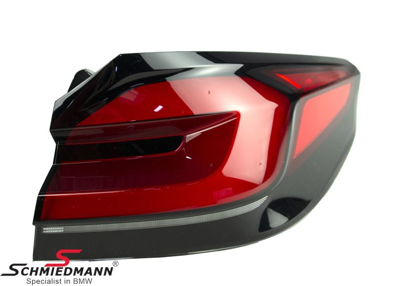 Taillight LCI outer part on the rear fender R.-side