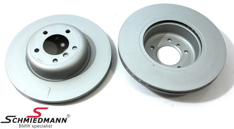 Brake disk 338x26MM - ventilated