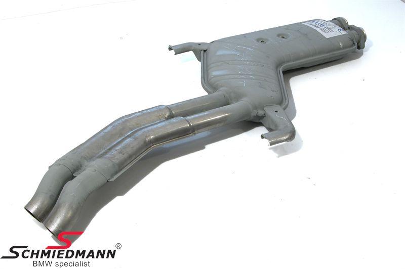 Középső kipufogódob M60