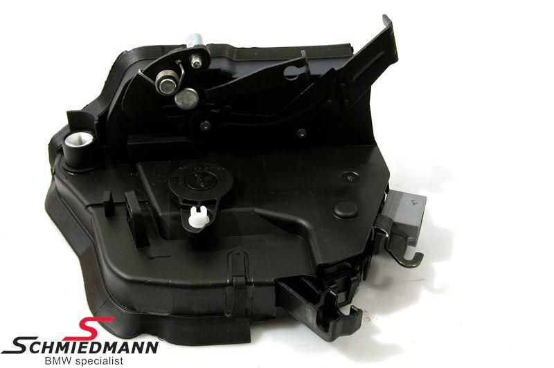 Centrallås motor inklusiv låsemekanisme V.-side