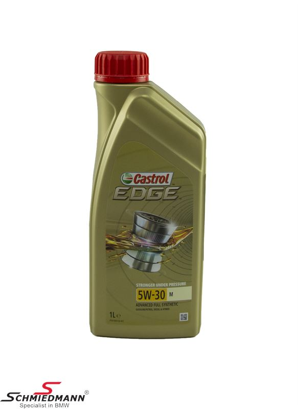 Motoroil Castrol 5W30 Edge M fully synthetic 1 liter can