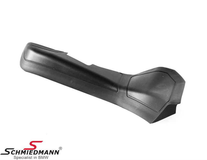 Cover/gutter strip for outer taillight R.-side