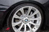 "36117834625K 36117834625 36 11 7 834 625  19"" 8,5+9,5x19 M5 radial Speiche 166 alufælge sølv m.245/35+275/30/19 (original BMW)"